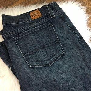 Lucky Brand Zoe Jeans Dark wash Size 28